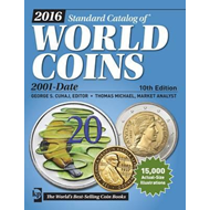 2016 Standard Catalog of World Coins 2001-Date (BOK)