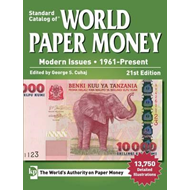 Standard Catalog of World Paper Money, Modern Issues, 1961-P (BOK)