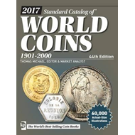 2017 Standard Catalog of World Coins, 1901-2000 (BOK)