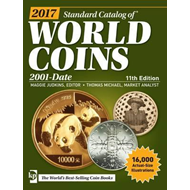 2017 Standard Catalog of World Coins, 2001-Date (BOK)