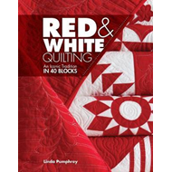 Red & White Quilting (BOK)