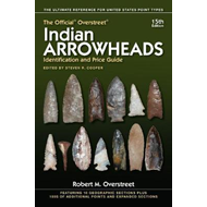 Official Overstreet Indian Arrowheads Identification and Pri (BOK)
