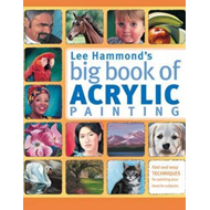 Lee Hammond's Big Book of Acrylic Painting (BOK)