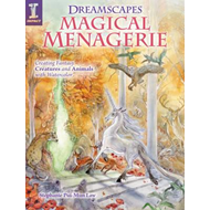 Dreamscapes Magical Menagerie (BOK)