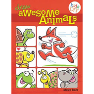 Draw Awesome Animals (BOK)