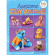 Awesome Clay Animals (BOK)