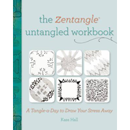 Zentangle Untangled Workbook (BOK)