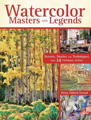 Watercolor Masters and Legends (BOK)