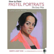 How to Paint Pastel Portraits the Easy Way (BOK)