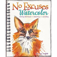 No Excuses Watercolor (BOK)