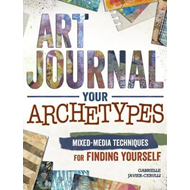 Produktbilde for Art Journal Archetypes (BOK)