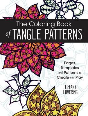 Coloring Book of Tangle Patterns (BOK)