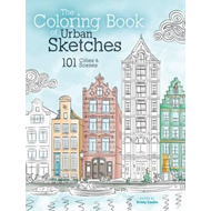 Coloring Book of Urban Sketches (BOK)