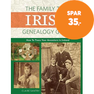 Produktbilde for Family Tree Irish Genealogy Guide (BOK)