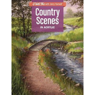 Produktbilde for Country Scenes in Acrylic (BOK)