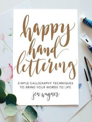 Happy Hand Lettering (BOK)