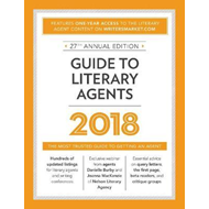 Produktbilde for Guide to Literary Agents 2018 (BOK)