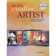 New Creative Artist (new-in-paperback) (BOK)