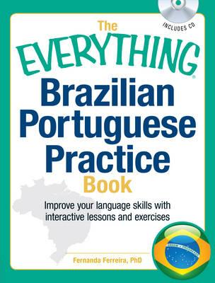 Everything Brazilian Portuguese Practice Book (BOK)