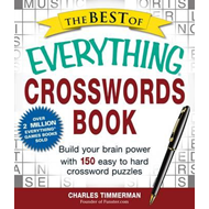 Best of Everything Crosswords Book (BOK)