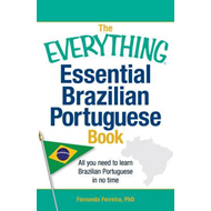 Everything Essential Brazilian Portuguese Book (BOK)