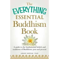 Everything Essential Buddhism Book (BOK)