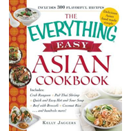 Everything Easy Asian Cookbook (BOK)