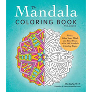 Mandala Coloring Book (BOK)