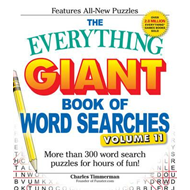 Everything Giant Book of Word Searches (BOK)