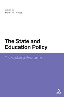 State and Education Policy: The Academies Programme (BOK)
