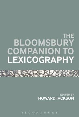 Bloomsbury Companion To Lexicography (BOK)