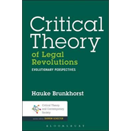 Critical Theory of Legal Revolutions: Evolutionary Perspectives (BOK)