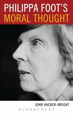 Philippa Foot's Moral Thought (BOK)