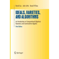 Ideals, Varieties, and Algorithms (BOK)