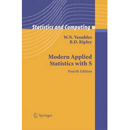 Modern Applied Statistics with S (BOK)