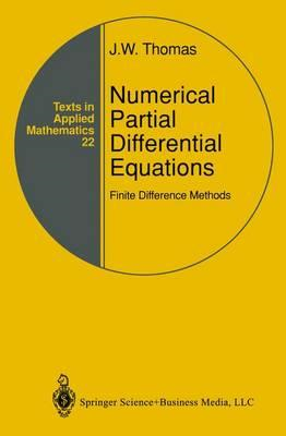 Numerical Partial Differential Equations: Finite Difference (BOK)