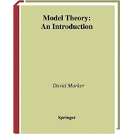 Model Theory : An Introduction (BOK)