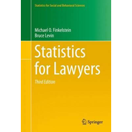 Statistics for Lawyers (BOK)