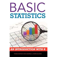 Basic Statistics: An Introduction with R (BOK)