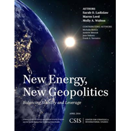 New Energy, New Geopolitics (BOK)