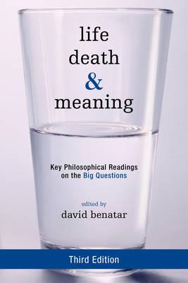 Life, Death, and Meaning (BOK)