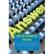 Find the Information You Need! (BOK)