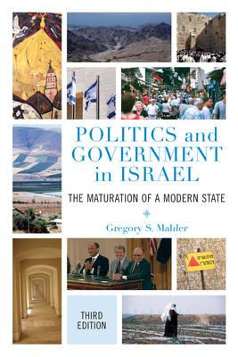 Politics and Government in Israel (BOK)