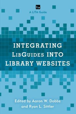 Integrating LibGuides into Library Websites (BOK)