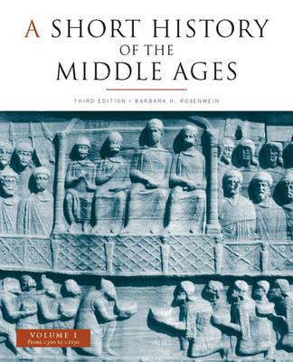 Short History of the Middle Ages (BOK)
