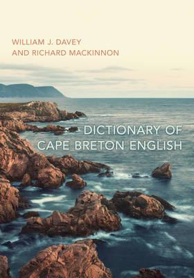 Dictionary of Cape Breton English (BOK)