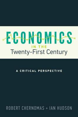 Economics in the Twenty-First Century (BOK)