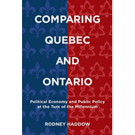 Comparing Quebec and Ontario (BOK)