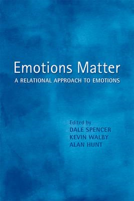 Emotions Matter: A Relational Approach to Emotions (BOK)