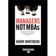 Managers Not MBAs (BOK)
